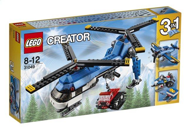 Afbeelding van LEGO Creator 31049 Dubbel-rotor helikopter from ColliShop