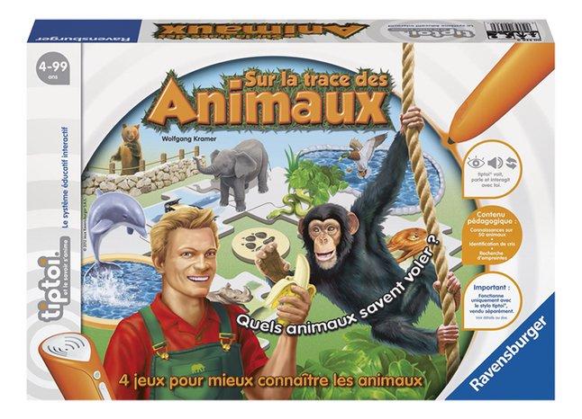 Afbeelding van Tiptoi Sur la trace des animaux FR from ColliShop