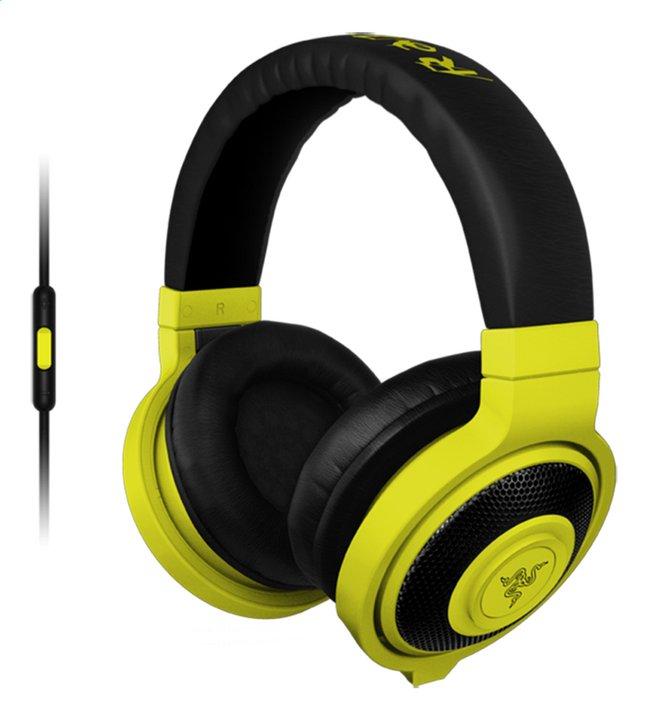 Afbeelding van Razer Headset Kraken mobile neon geel from ColliShop