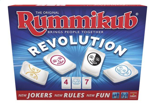Image pour Rummikub Revolution à partir de ColliShop