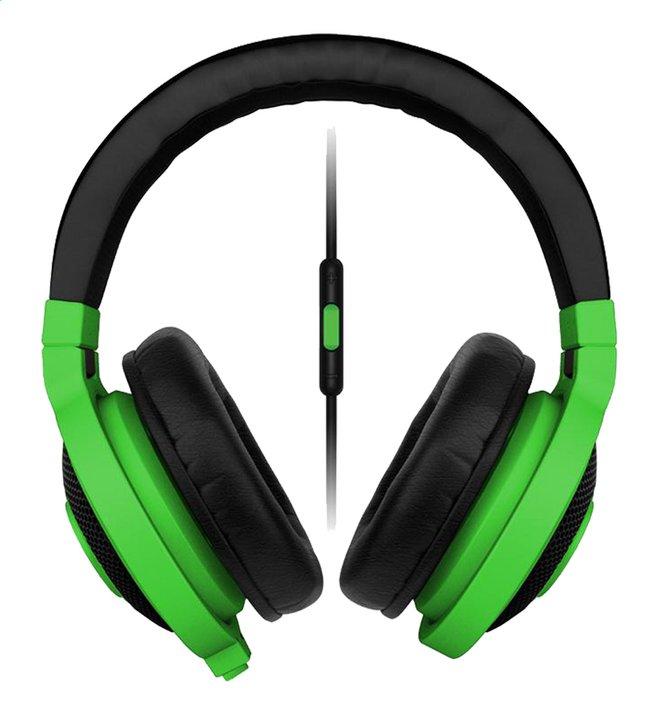 Image pour Razer casque-micro Kraken Mobile Neon vert à partir de ColliShop