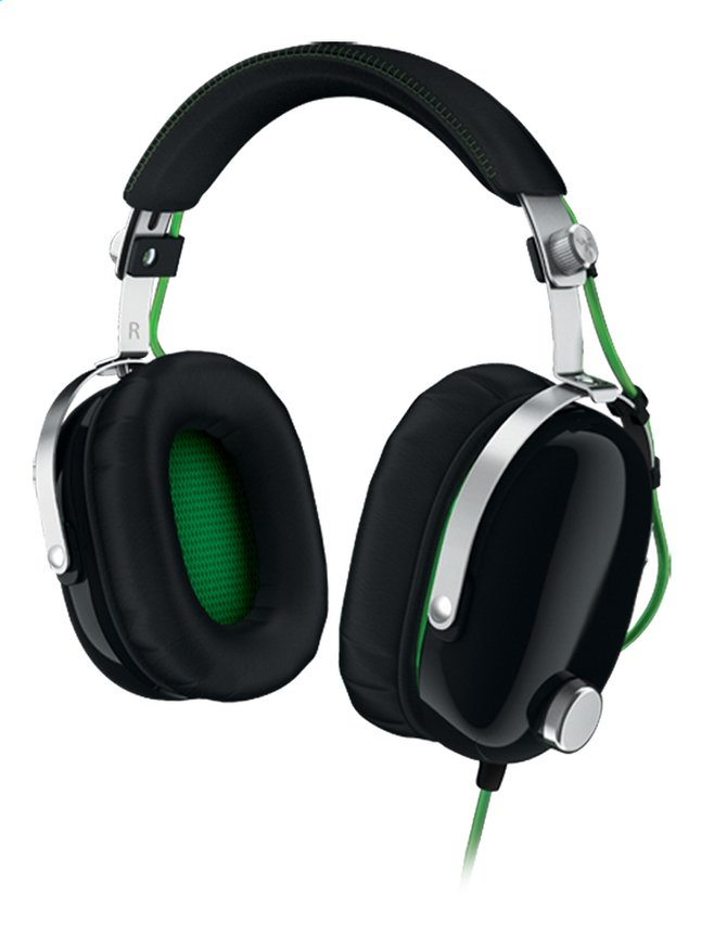 Afbeelding van Razer Headset BlackShark Expert 2.0 gaming zwart from ColliShop