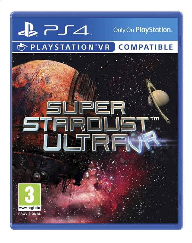 Afbeelding van PS4 VR Super Stardust Ultra ENG/FR from ColliShop