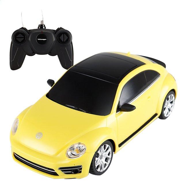 Afbeelding van Rastar auto RC Volkswagen Beetle geel from ColliShop
