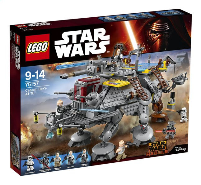 Afbeelding van LEGO Star Wars 75157 Captain Rex's AT-TE from ColliShop