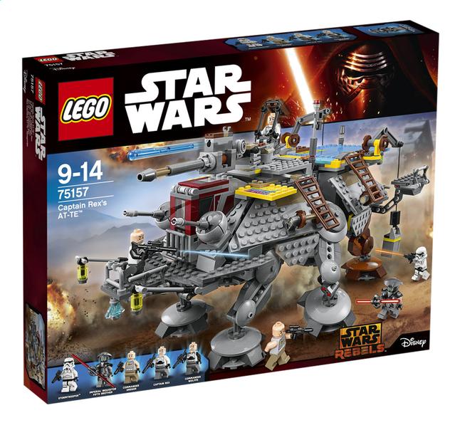 Image pour LEGO Star Wars 75157 L'AT-TE du Capitaine Rex à partir de ColliShop