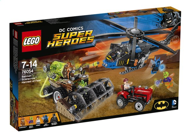 Afbeelding van LEGO Super Heroes 76054 Batman: Scarecrow zaait angst from ColliShop