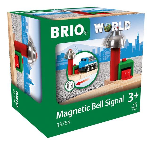 Image pour BRIO World 33754 Signal Cloche Magnétique à partir de ColliShop