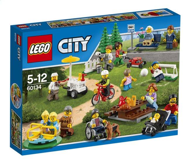 Image pour LEGO City 60134 Le parc de loisirs à partir de ColliShop
