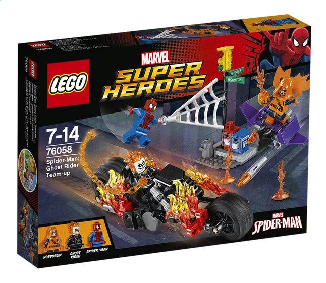 Image pour LEGO Super Heroes 76058 Spider-Man : l'équipe de Ghost Rider à partir de ColliShop