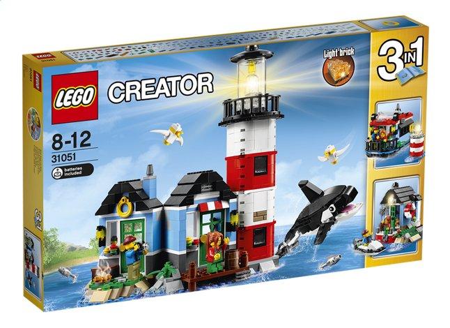 Afbeelding van LEGO Creator 31051 Vuurtorenkaap from ColliShop