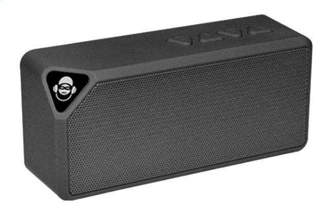 Image pour iDance haut-parleur Bluetooth Mini Blaster BM-1 noir à partir de ColliShop