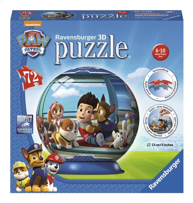 Afbeelding van Ravensburger puzzleball PAW Patrol from ColliShop