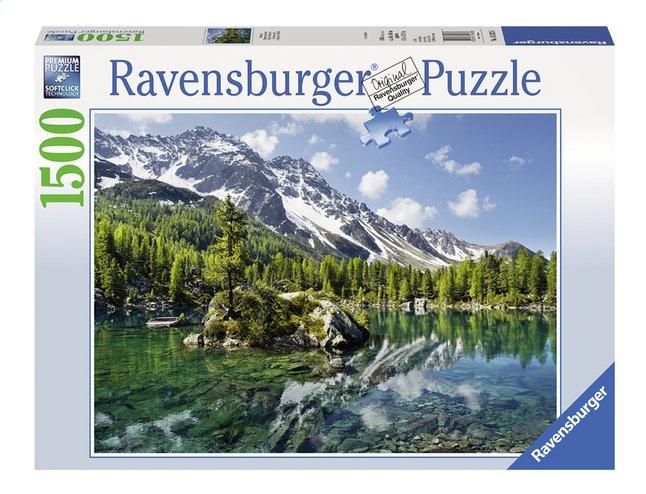 Image pour Ravensburger puzzle Montagne magique à partir de ColliShop