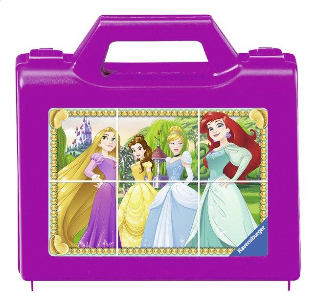 Image pour Ravensburger puzzle cubes Disney Princess à partir de ColliShop