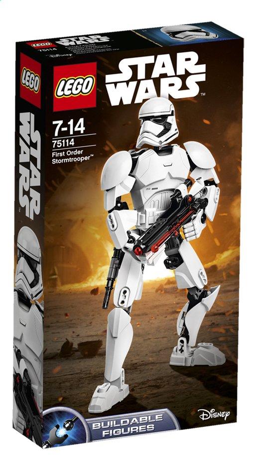 Afbeelding van LEGO Star Wars 75114 First Order Stormtrooper from ColliShop