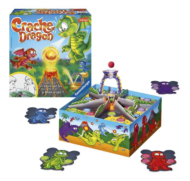 Image pour Crache Dragon à partir de ColliShop
