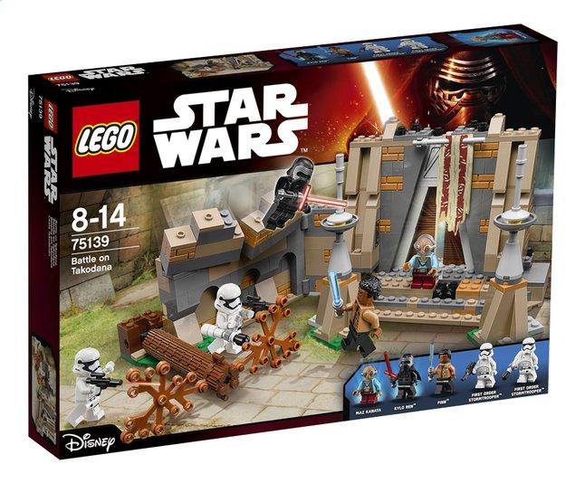 Image pour LEGO Star Wars 75139 La bataille de Takodana à partir de ColliShop