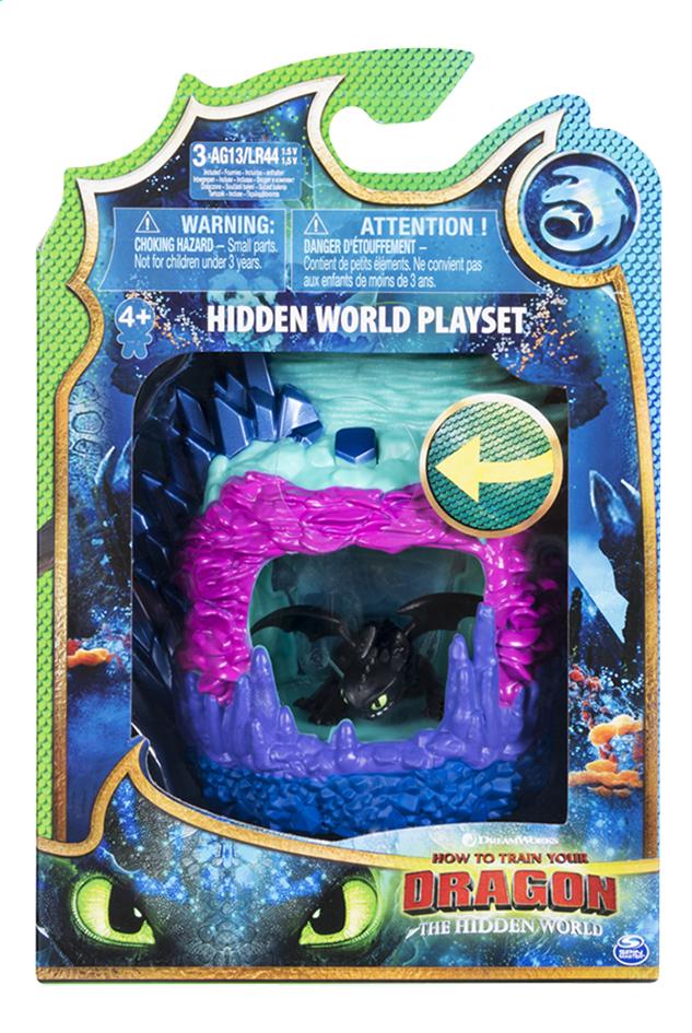Image pour Dragons 3 Coffret Monde secret - Krokmou à partir de ColliShop