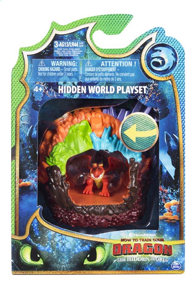 Afbeelding van Speelset How to Train Your Dragon 2 Hidden World - Hookfang from ColliShop