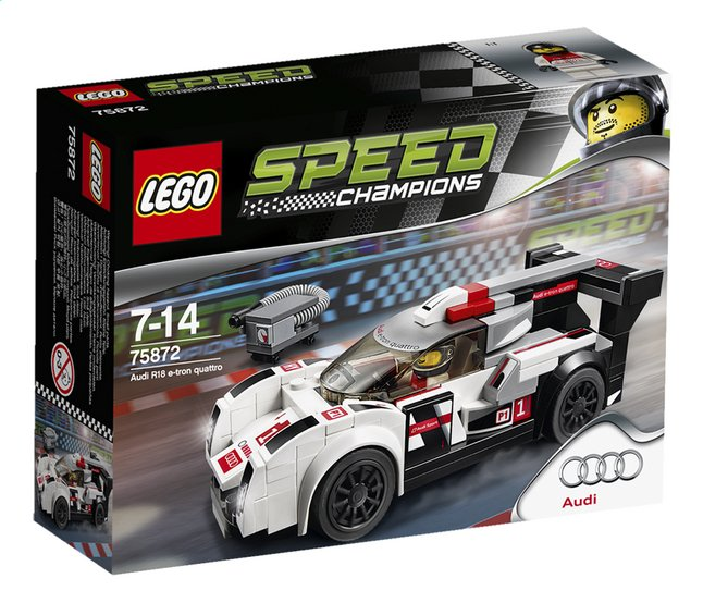 Afbeelding van LEGO Speed Champions 75872 Audi R18 e-tron quattro from ColliShop