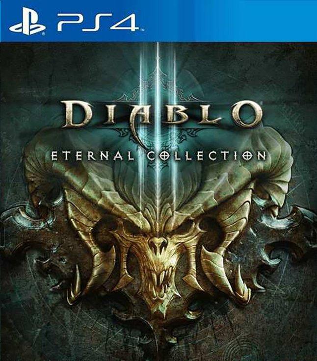 Image pour PS4 Diablo III: Eternal Collection ANG à partir de ColliShop