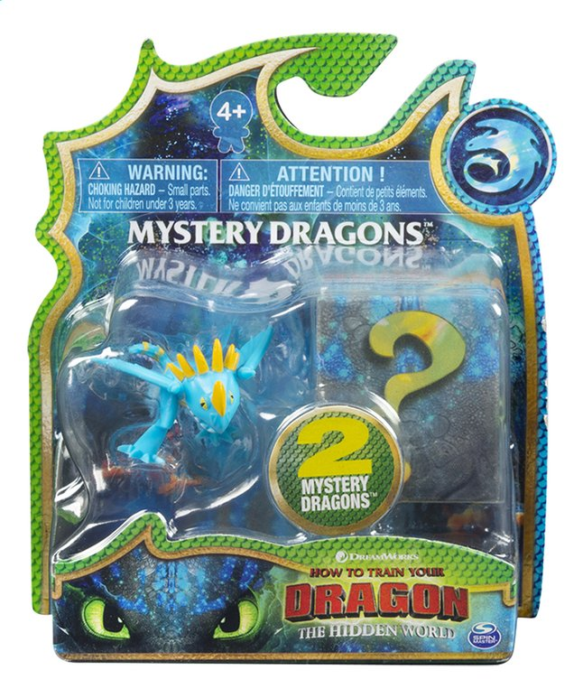 Afbeelding van Figuur How to Train Your Dragon 3 Mystery Dragons - Stormfly from ColliShop