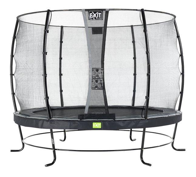 Afbeelding van EXIT trampolineset Elegant Economy Ø 3,05 m zwart from ColliShop