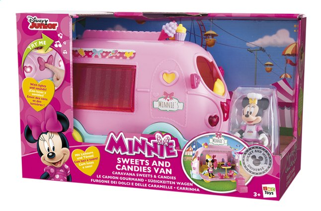 Image pour Set de jeu Minnie Mouse Le camion gourmand à partir de ColliShop