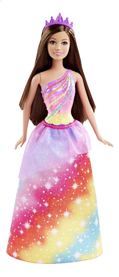 Image pour Barbie poupée mannequin Fairytale Princess Rainbow à partir de ColliShop