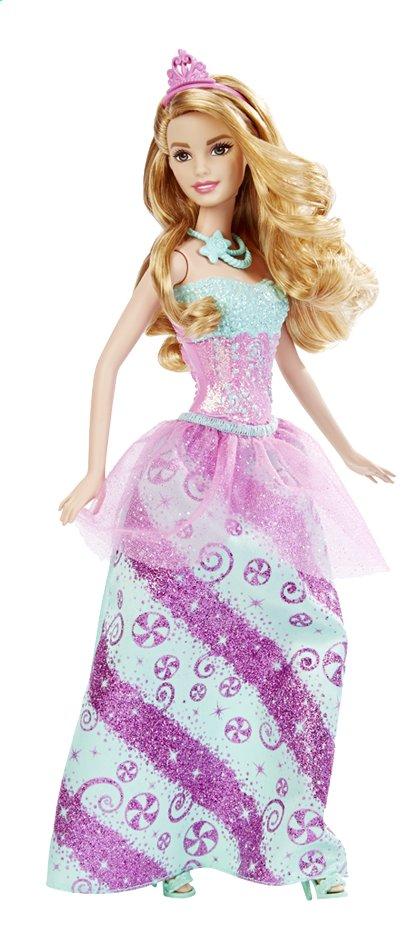 Image pour Barbie poupée mannequin Fairytale Princess Candy à partir de ColliShop