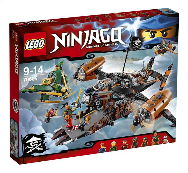 Afbeelding van LEGO Ninjago 70605 Misfortune's Keep from ColliShop