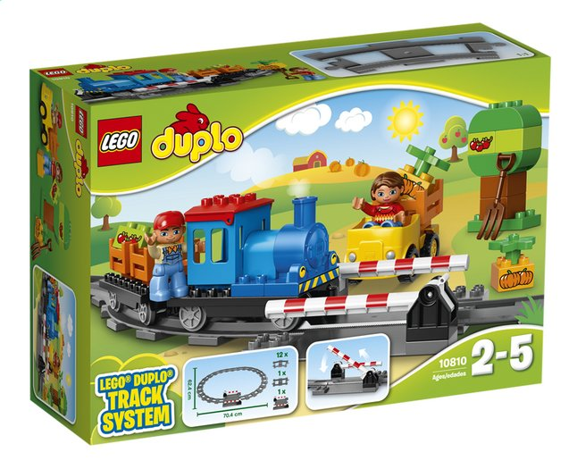 Afbeelding van LEGO DUPLO 10810 Duwtrein from ColliShop