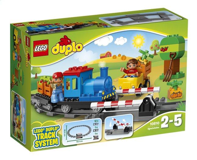 Image pour LEGO DUPLO 10810 Mon premier jeu de train à partir de ColliShop