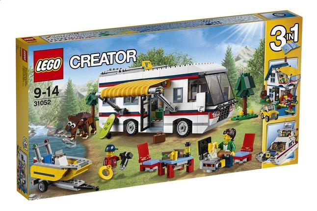 Image pour LEGO Creator 31052 Le camping-car à partir de ColliShop