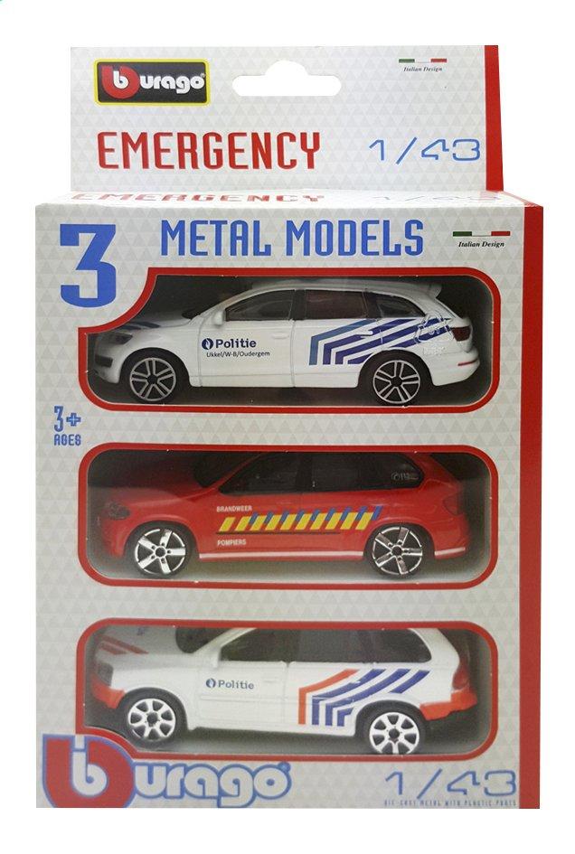 Image pour Voiture Emergency Belgique - 3 pièces à partir de ColliShop