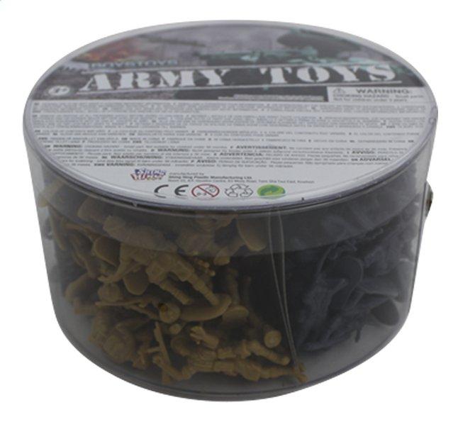 Image pour Set de jeu Army Toys 100 soldats à partir de ColliShop