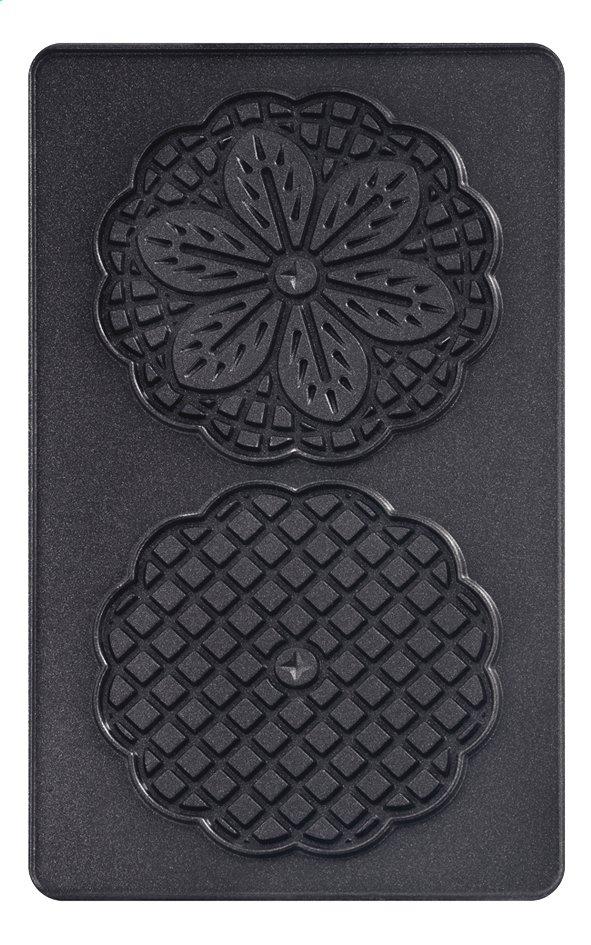 Image pour Tefal Plaques à gaufres XA8007 à partir de ColliShop