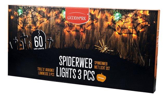 Image pour Toile d'araignée lumineuse - 3 pièces à partir de ColliShop