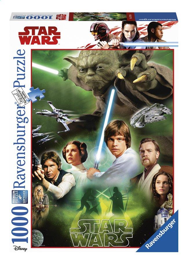 Afbeelding van Ravensburger puzzel Disney Star Wars Classic Collection 5 - Jedi from ColliShop