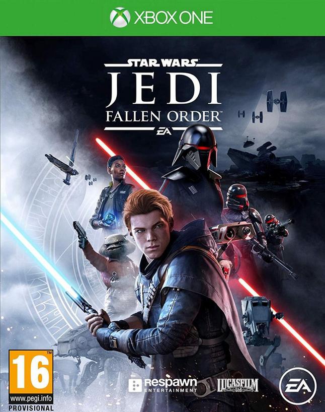 Image pour Xbox One Star Wars Jedi: Fallen Order FR/ANG à partir de ColliShop