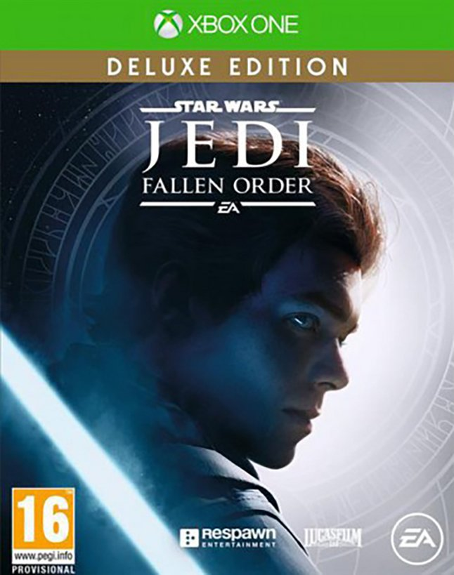 Afbeelding van Xbox One Star Wars Jedi: Fallen Order Deluxe Edition ENG/FR from ColliShop