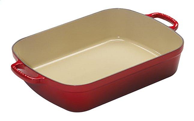 Le Creuset Ovenschaal kersenrood L 33 x B 26 cm