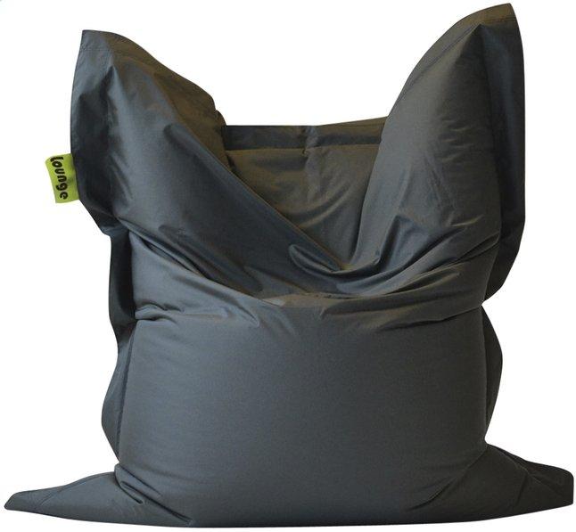 Image pour Pouf Grand gris foncé à partir de ColliShop