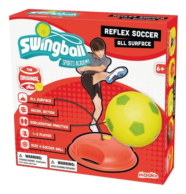 Afbeelding van Mookie voetbaltrainer Swingball Reflex Soccer from ColliShop