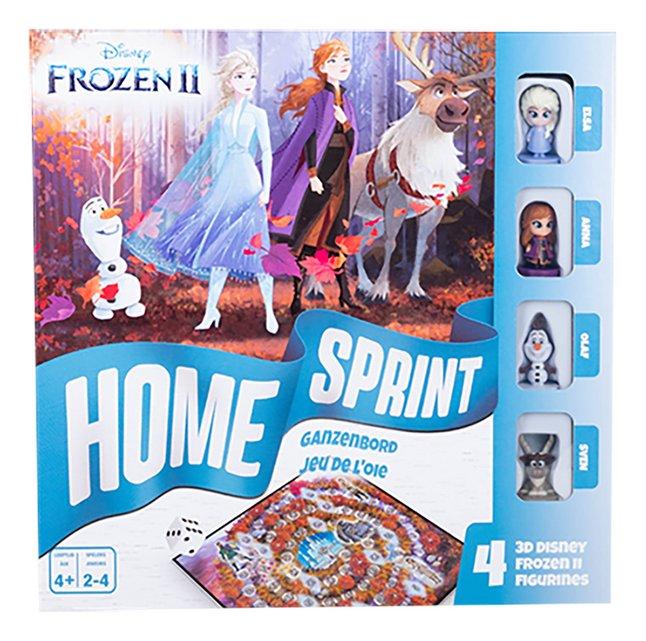 Afbeelding van Ganzenbord Disney Frozen II Home Sprint from ColliShop