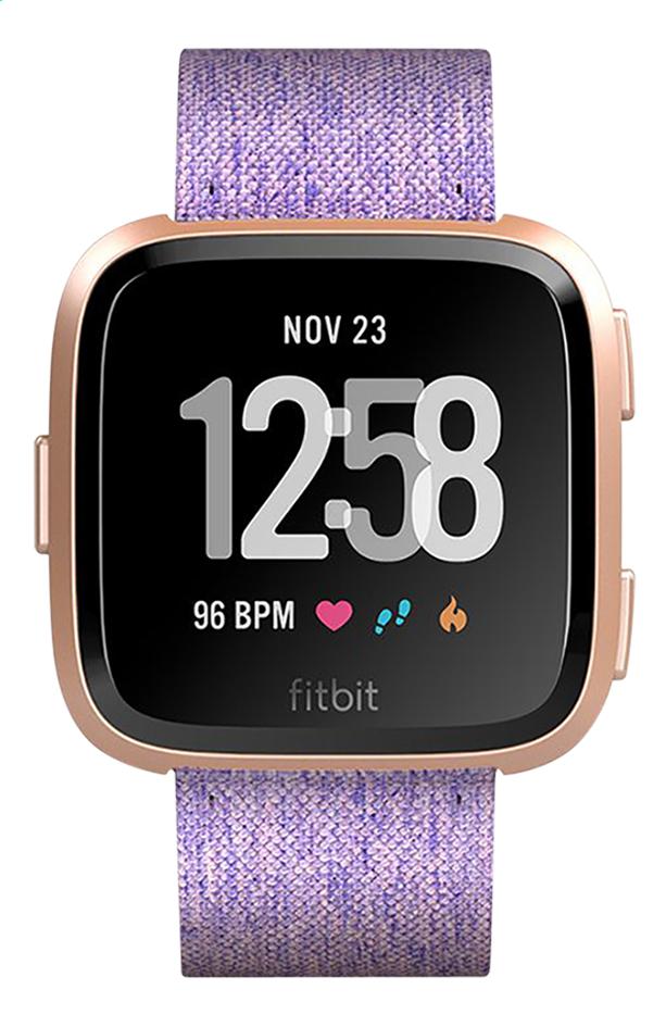 Afbeelding van Fitbit smartwatch Versa Lavender from ColliShop