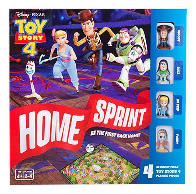Afbeelding van Ganzenbord Toy Story 4 Home Sprint from ColliShop