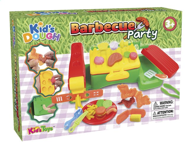Kid's Dough Barbecue Party