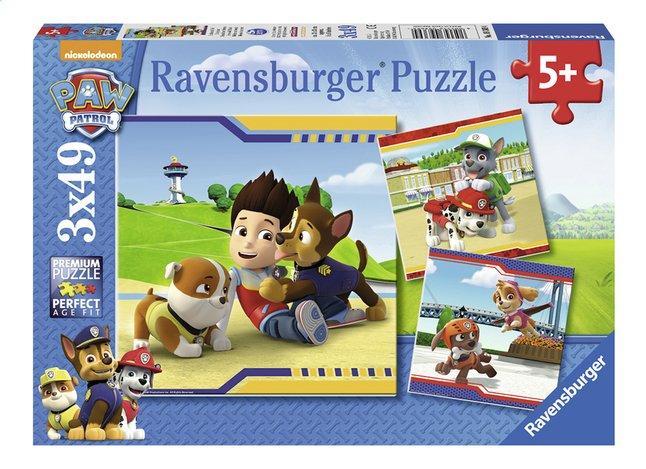 Ravensburger puzzle 3 en 1 Pat' Patrouille